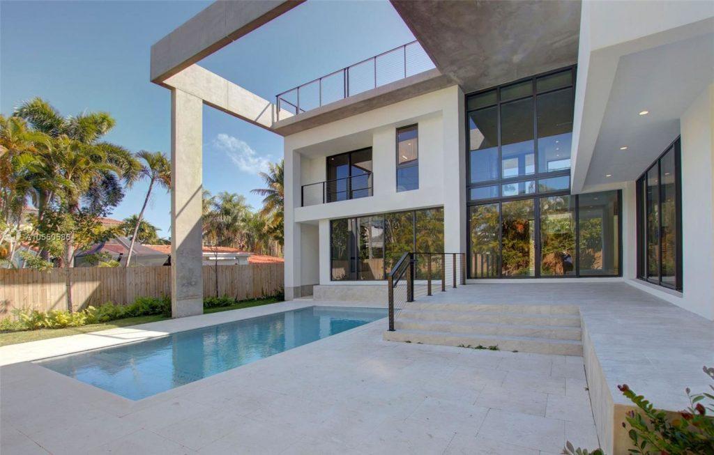 Key Biscayne Luxury Home