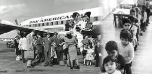 Immigrante & Pedro Pan, exilio Cubano