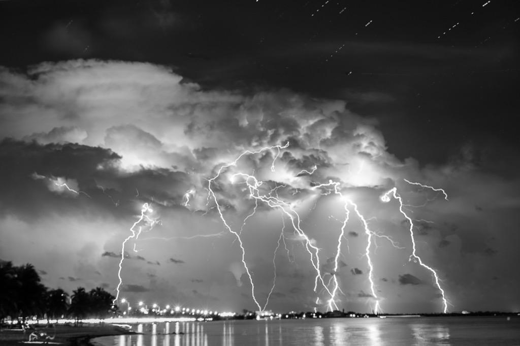 Miami Rainy Season and the Catatumbo