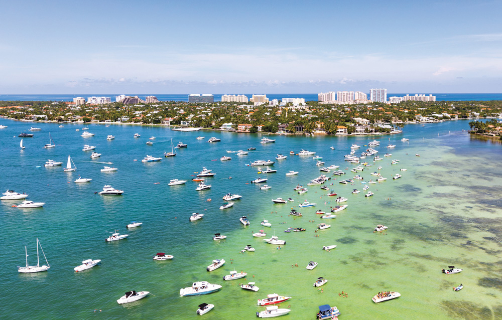Real Estate Pricing in Key Biscayne