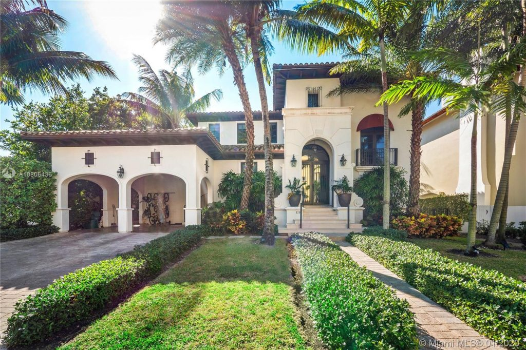 Key Biscayne Open House Information