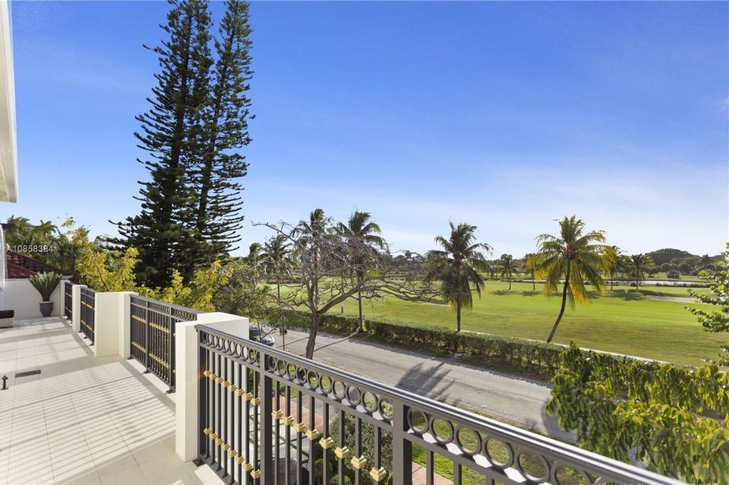 Home for Sale by The Mami Beach Golf Club