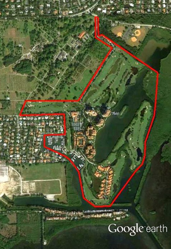 Home for Sale be Deering Bay Country Club