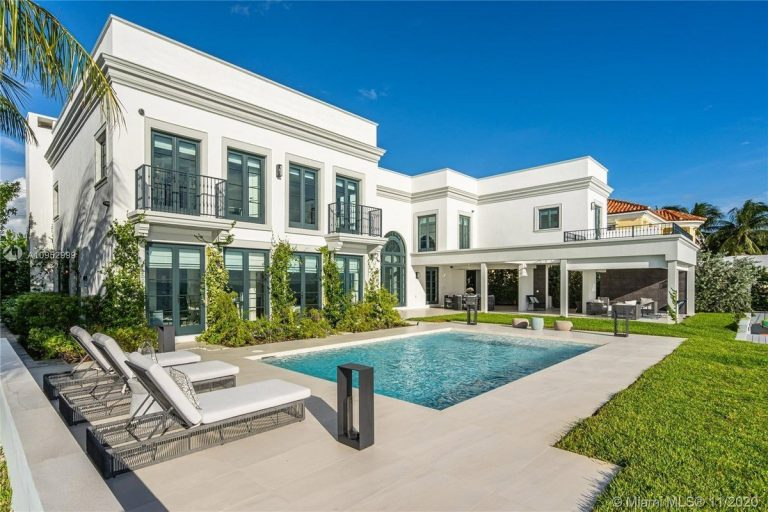 key biscayne Luxury Home for Sale